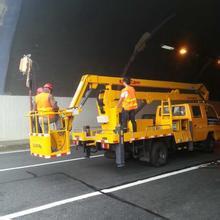 高空车蜜桃网在隧道施工