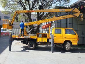 安顺通供应16米路灯车蜜桃网