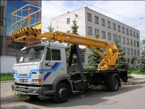 21米高空车蜜桃网