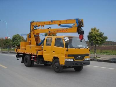 扬州供应20米云梯车蜜桃网