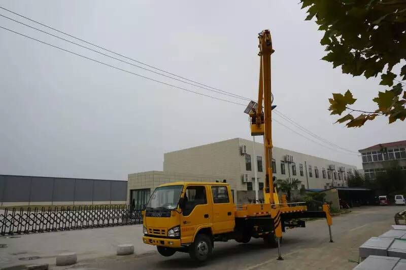 南京供应20米高空车蜜桃网