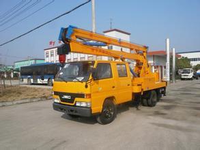 南京市中区供应16米路灯车蜜桃网