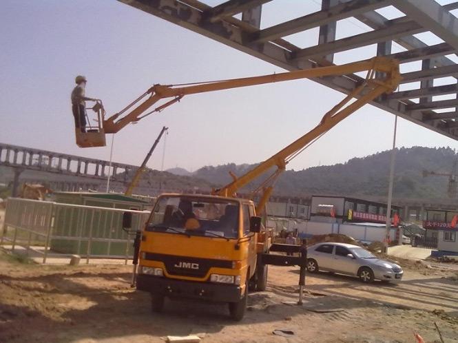 苏州黄岛区供应18米升降车蜜桃网