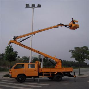 苏州平度市供应20米路灯车蜜桃网