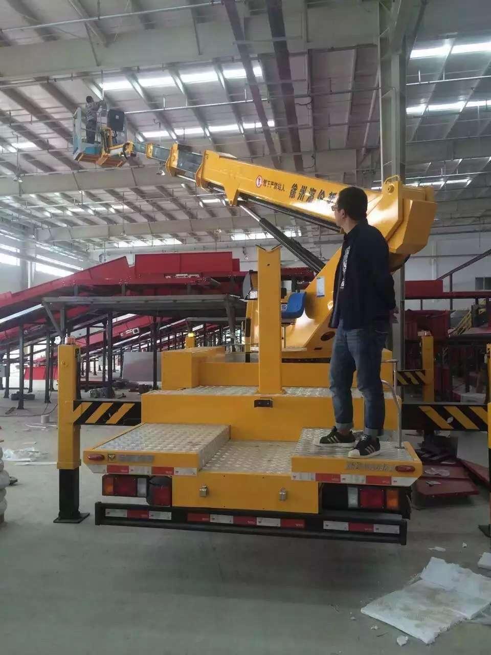 徐州开发区供应16米路灯车蜜桃网
