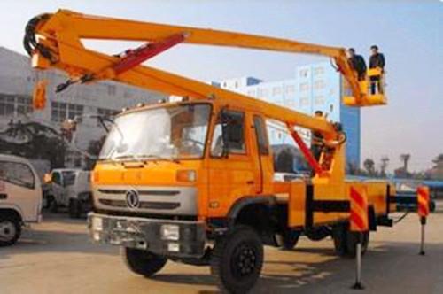 16米升降车蜜桃网在苏州检测施工