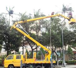 16米高空车蜜桃网在坊子区检测施工