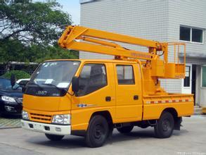 14米高空车作业车蜜桃网在南京检测施工
