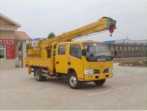 17米路灯车蜜桃网在南京检测施工
