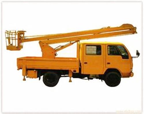 17米路灯车蜜桃网在苏州检测施工