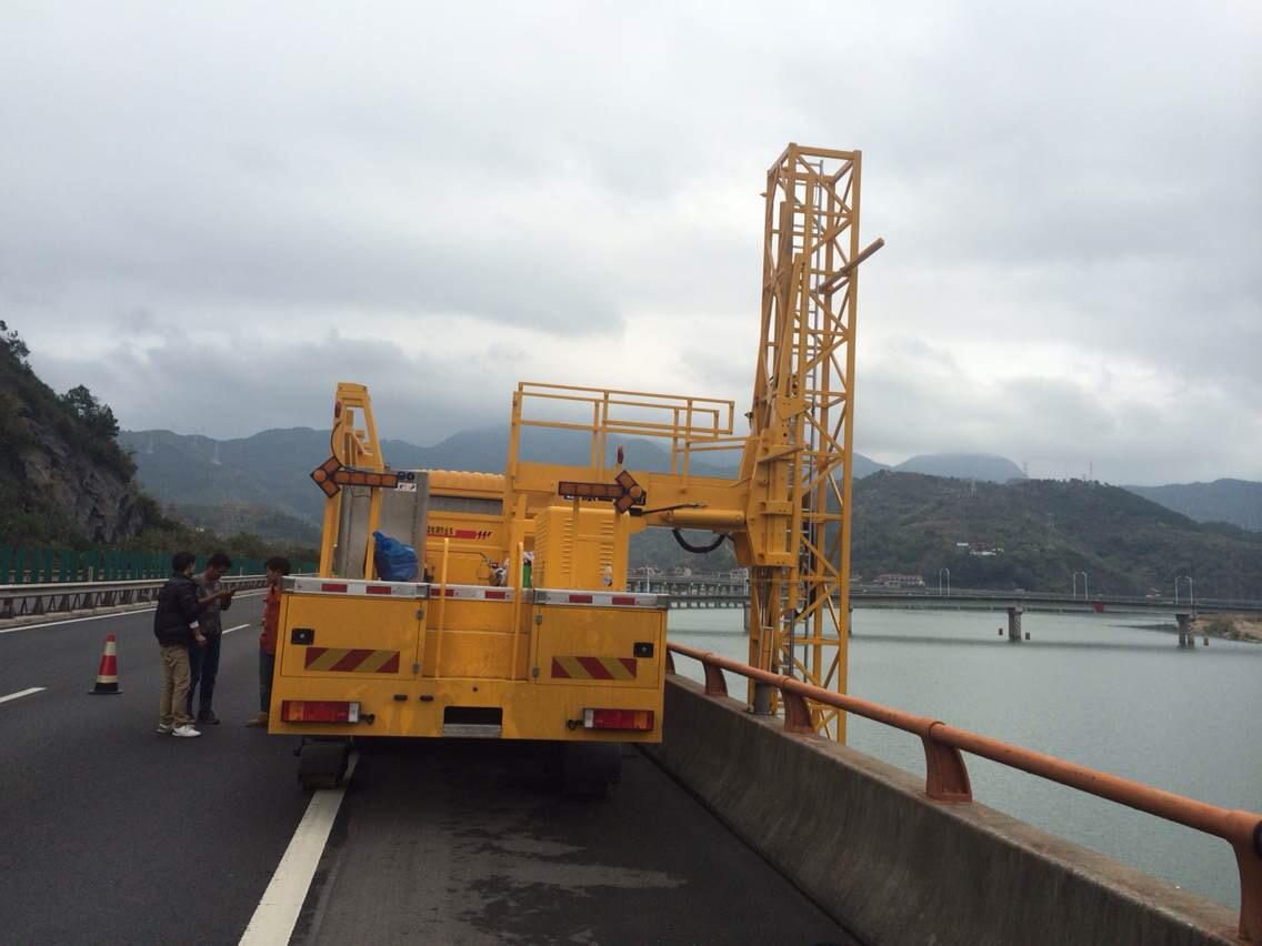 全国16米桥梁检测车蜜桃网